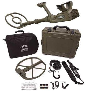 Garrett ATX Pro DeepSeeker Package Metal Detector