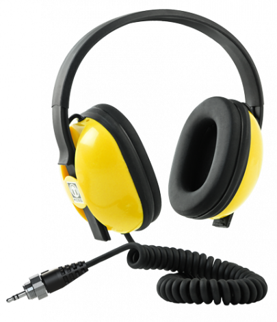 Minelab Waterproof Underwater Headphones (Equinox)