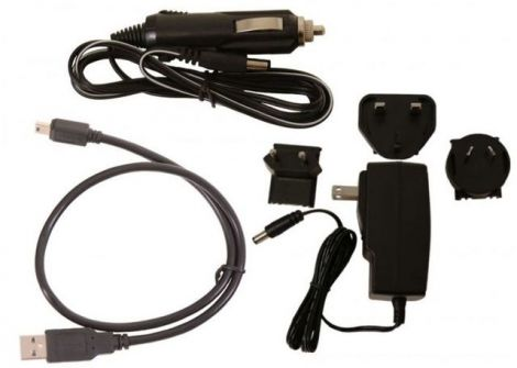 Minelab CTX 3030 Charger and Cables