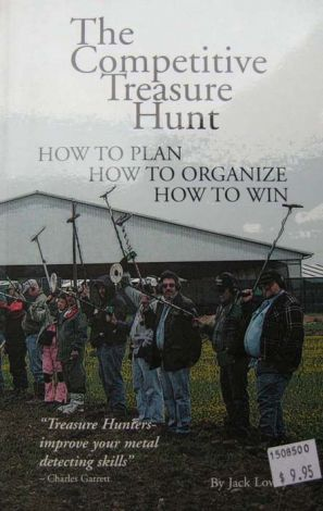 Competitive Treasure Hunts: How to Win, How to Organize