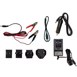 Minelab GPZ 7000 Adapter, Charger and Cable Kit