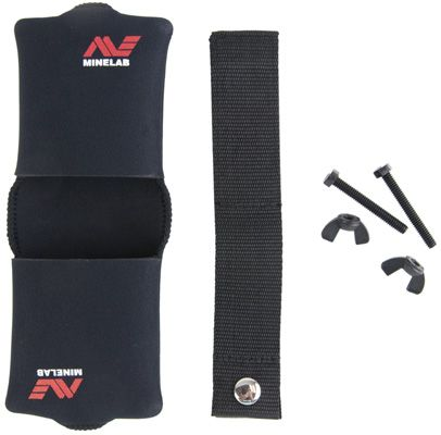 Minelab Armrest Wear Kit, GPX/Sovereign/Eureka