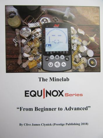 Minelab Equinox Series: From Beginner to Advanced