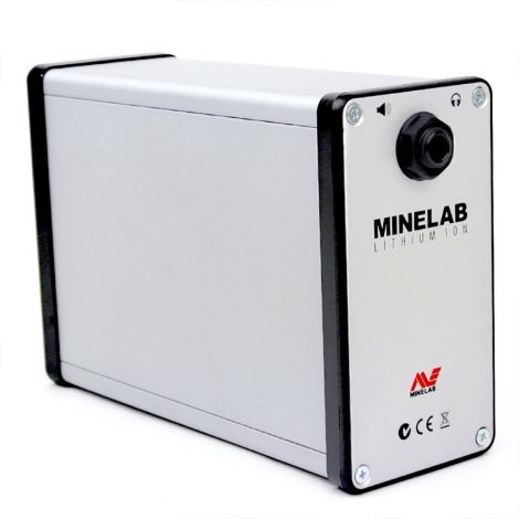 Minelab Lithium Ion Battery (GPX Series)