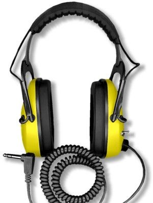 Nugget Buster Headphones