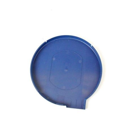 "Minelab 8"" Round Coil Cover/Skidplate for SDC 2300 Metal Detector (Blue)"