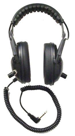 SunRay Pro Gold Headphones