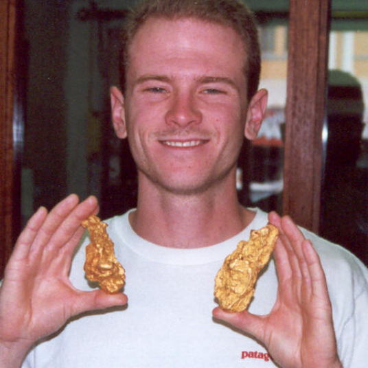 Huge Gold Nuggets