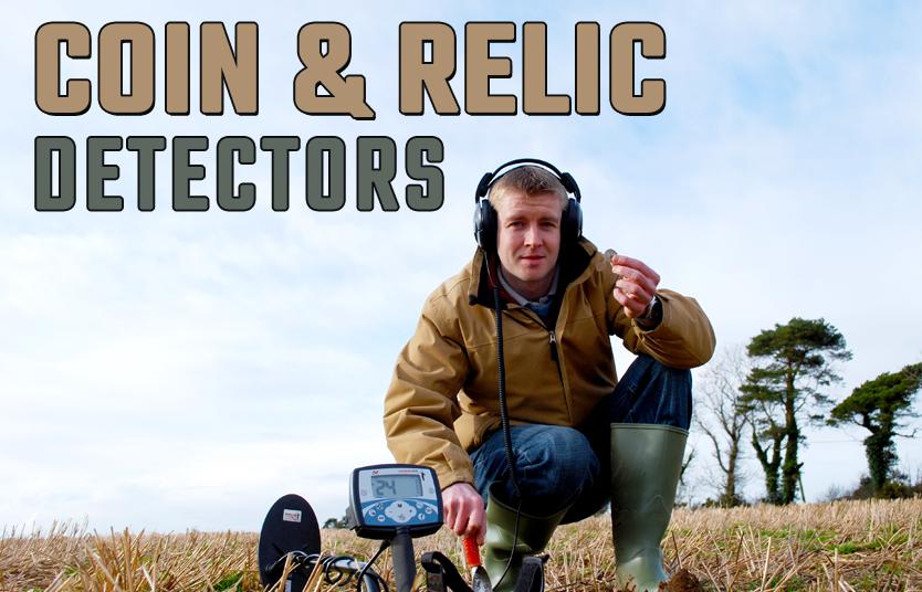Coin/Relic Detectors