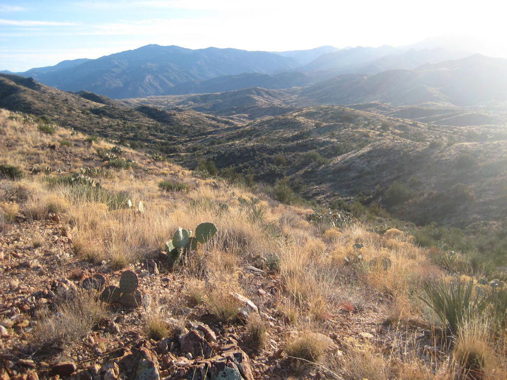 Arizona Mining Claim